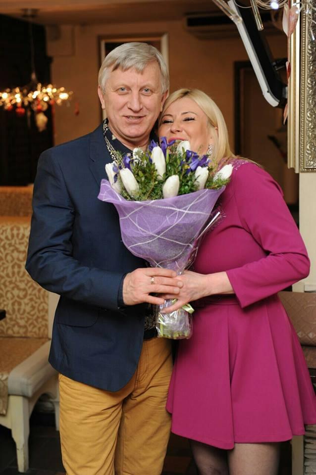 Владимир Горянский женился в США (ФОТО)