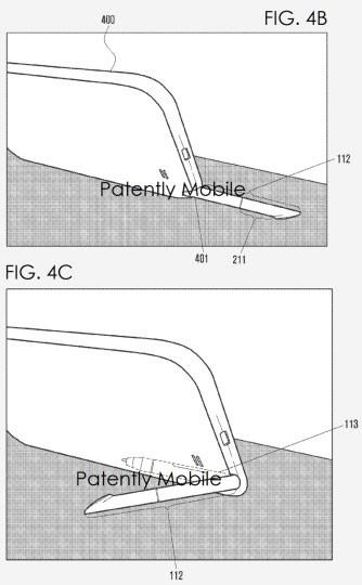 Фото: S Pen станет подставкой для планшетофонов Samsung