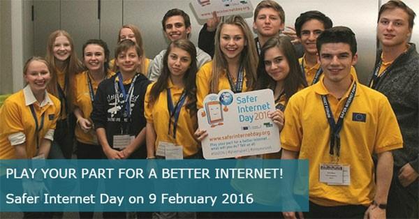 Сегодня Глобальный день безопасного сети-интернет