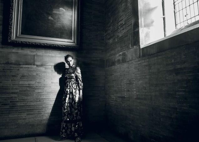 Елена Танец снялась для Vogue Turkey (ФОТО)