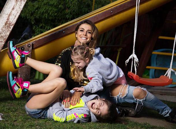 Юлия Седокова о воспитании дочерей