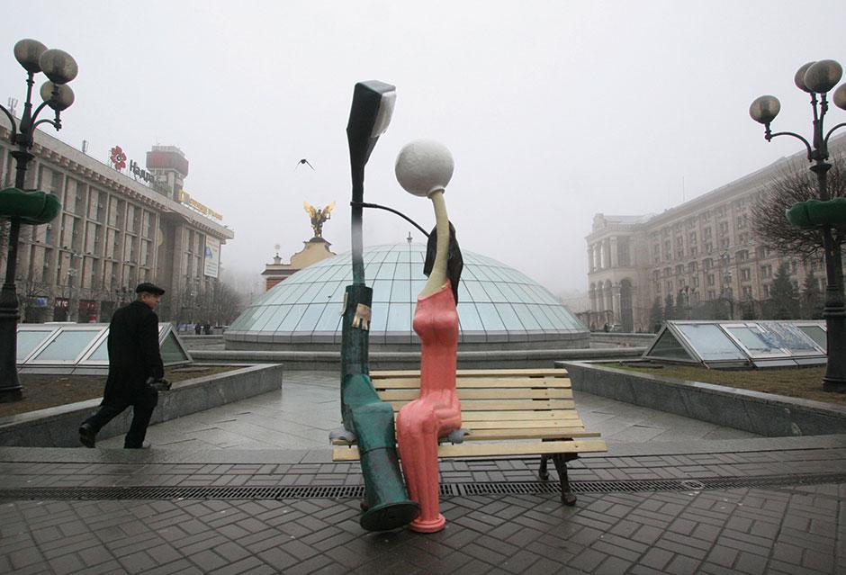 Топ-10 наиболее романтических мест в Киеве (ФОТО)