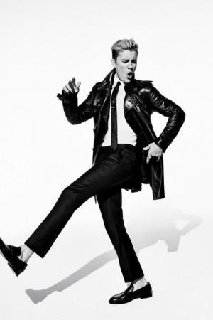 Джастин Бибер на страницах GQ (ФОТО)