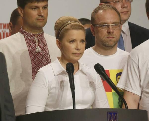 Для чего расплетена коса: Эволюция стрижек Тимошенко (ФОТО)