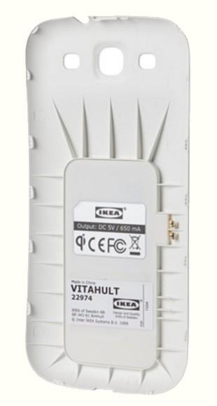 Фото: Коллекция домашних беспроводных зарядок от IKEA