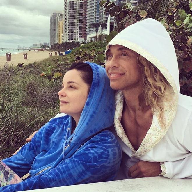 Наташа Королева отдыхает с супругом в Соединенных Штатах (ФОТО)