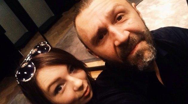 Дочь Сергея Шнурова вышла замуж