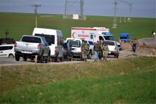 В Турции вновь произошел взрыв: есть потерпевшие (ФОТО)