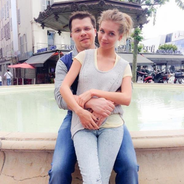 Кристина Асмус сообщила о собственном супруге