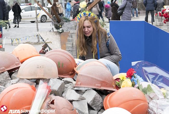 Что происходило на Крещатике 20 марта? (ФОТО)