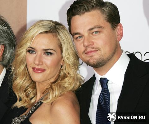 Кейт Уинслет сообщила о дружбе с Леонардо ДиКаприо