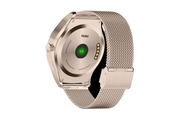 Haier Watch: Смарт-часы в металлическом каркасе на Андроид 6.0