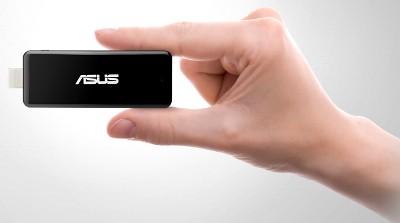 Начало продаж мини-компьютера ASUS Stick PC QM1