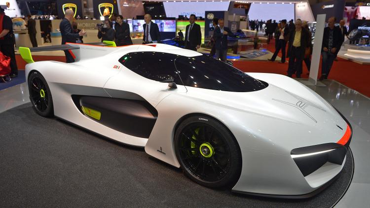 Авто-шоу в Женеве-2016: 10 футуристических концептов (ФОТО)
