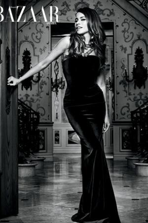 София Вергара для аравийского Harper'с Bazaar (ФОТО)
