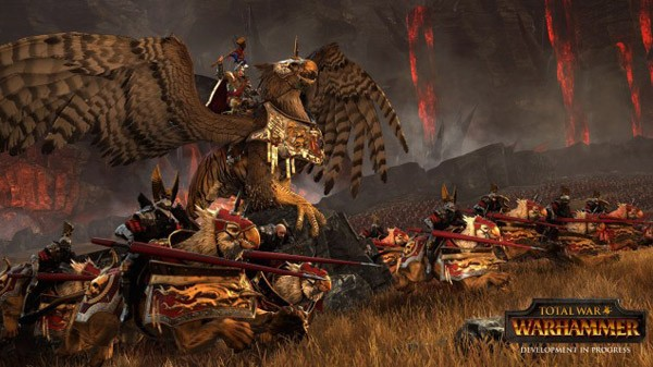 Total War: Warhammer: Пресс релиз игры отменен на год