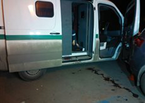В Одессе напали на инкассаторов: двое погибших (ФОТО)