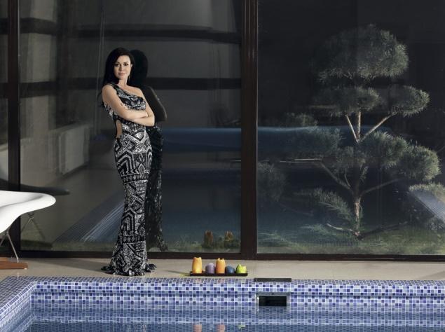 Анастасия Заворотнюк показала свой дом (ФОТО)