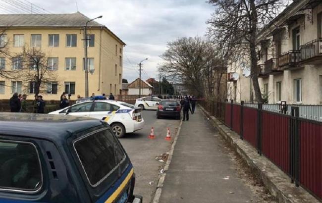 ВИДЕО: Стрельба в Мукачево: потерпевший скончался в больнице