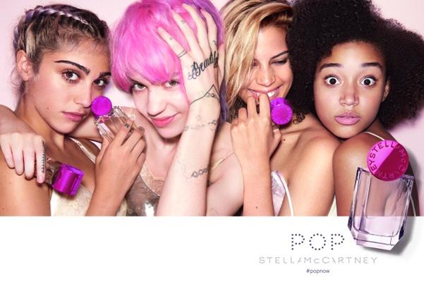 Дочь Мадонны стала лицом рекламной кампании (ФОТО)
