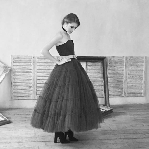 Дочь Веры Брежневой стала лицом российского бренда (ФОТО)
