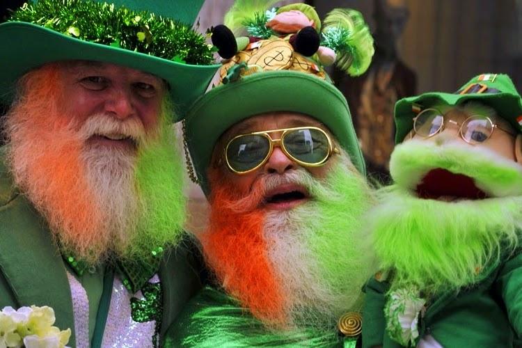 День Священного Патрика: праздник пива и радости (ФОТО)