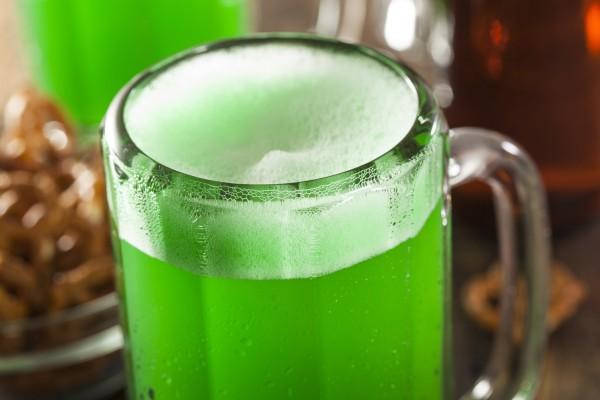 День святого Патрика 2016: Три рецепта зеленых напитков