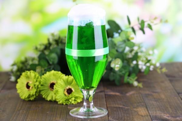 День священного Патрика 2016: 3 рецепта зеленых напитков