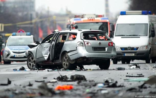 """Взрыв в Берлине: подозрения падают на """"русскую мафию"""" (ФОТО)"""