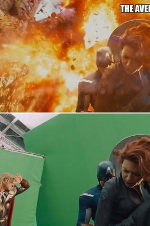 Популярные фильмы до и после фотошопа (ФОТО)