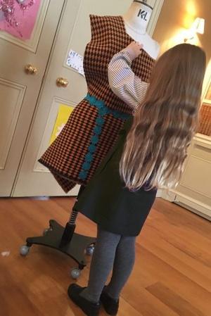 Виктория Бекхэм поделилась милым фото дочери