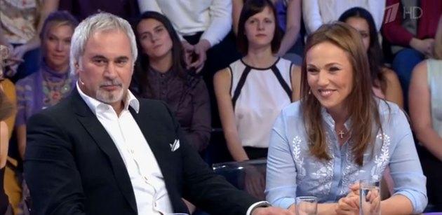 Альбина Джанабаева об отношениях с Валерием Меладзе