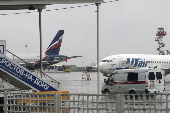 Ужасное крушение Boeing 737 в Ростове-на-Дону (ФОТО, ВИДЕО)