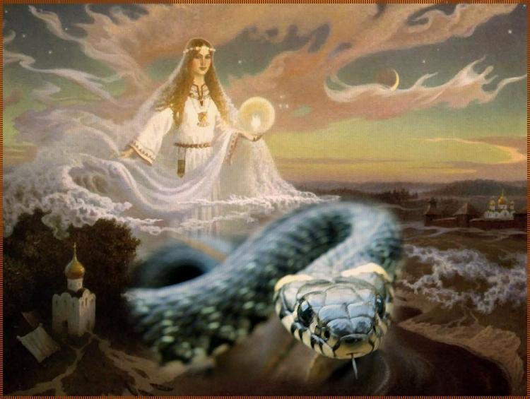 21 марта начнется год Шипучего Ужа по Славянскому календарю
