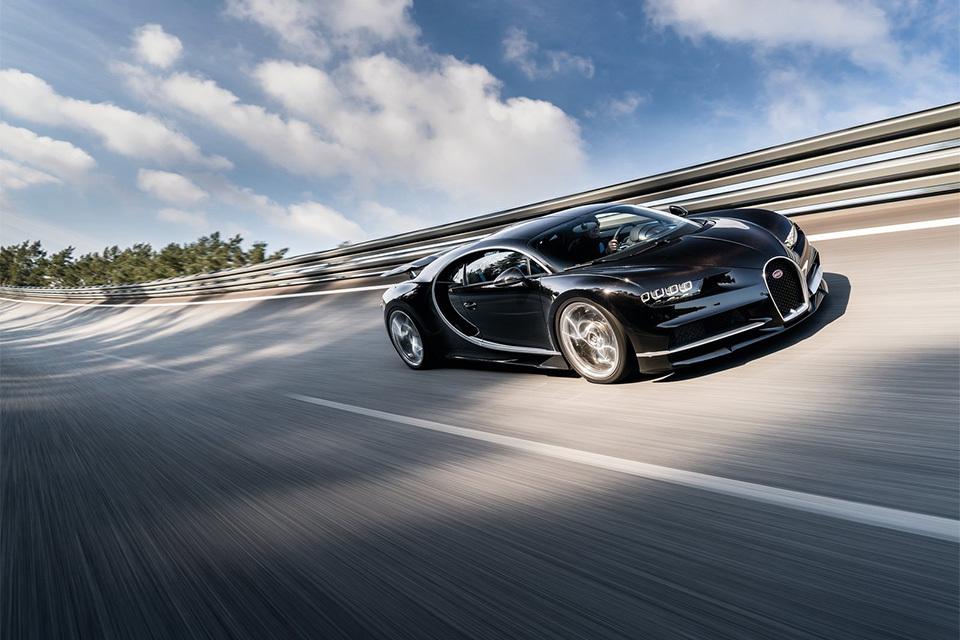 Новый гиперкар Bugatti Chiron (ФОТО)