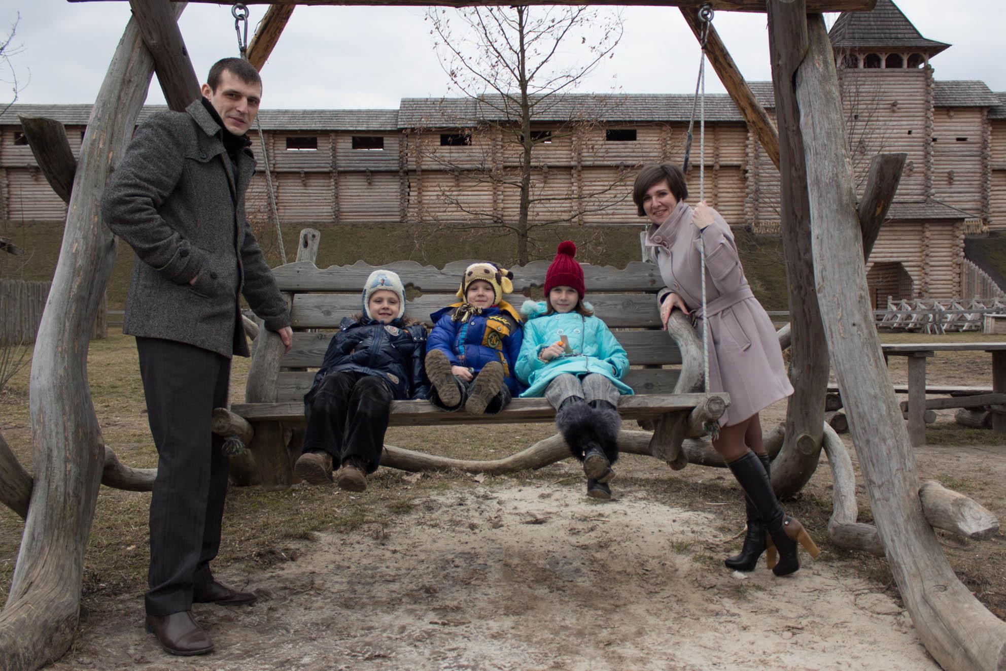 «Парк Киевская Русь» зовет на выходные в «Мир детства»