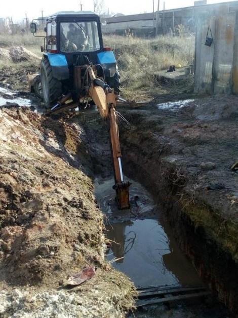 На границе с РФ обнаружены незаконные дизельные трубопроводы