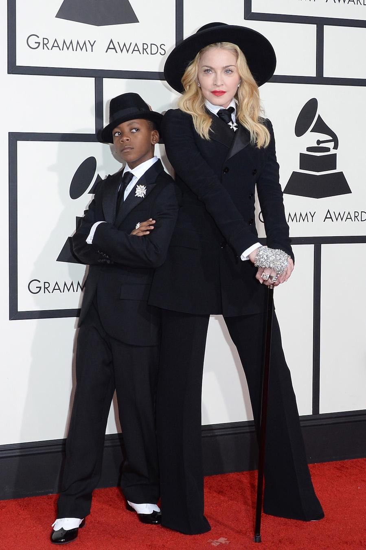 Мадонна может лишиться опеки над приемным сыном