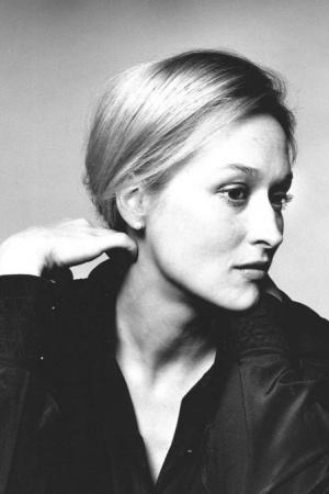 Молодая Мэрил Стрип в черно-белой фотосессии (ФОТО)