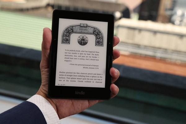 Новый Amazon Kindle получит чехол на солнечных батареях