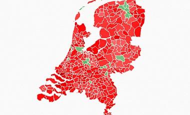 Предварительные итоги референдума в Нидерландах