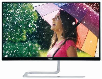 AOC представила IPS-мониторы серии Style с Flicker FREE