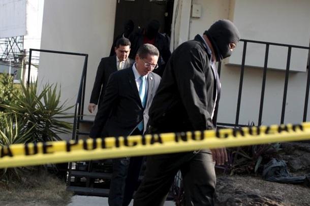 В панамской компании Mossack Fonseca провели обыски (ФОТО)