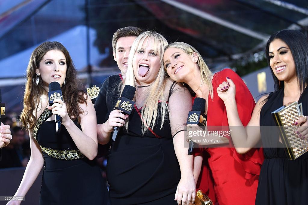 MTV Movie Awards 2016: названы победители (ФОТО)