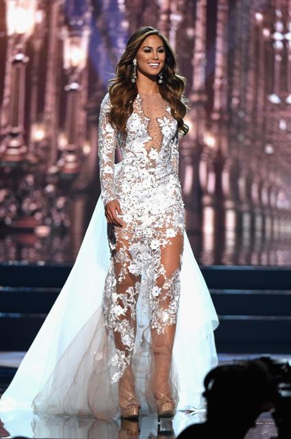 Военная из Аризоны стала «Мисс США» (ФОТО)
