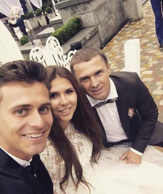 """Основной инструктор """"Динамо"""" женился в первый день EURO-2016"""