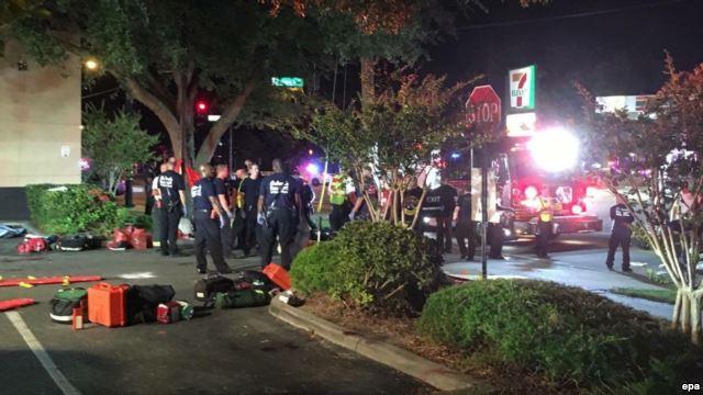 В Орландо случилась пальба, 50 человек потерянных (ВИДЕО)