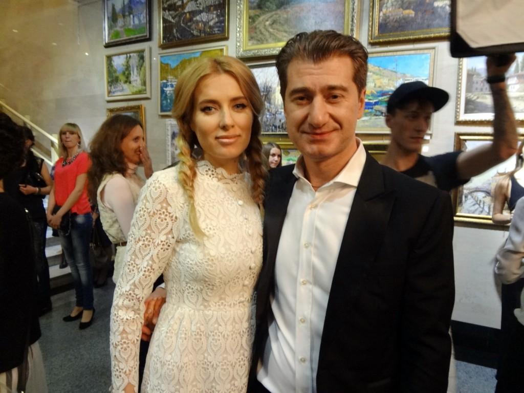О. Горбачёва выходит замуж за Юрия Никитина во 2-й раз