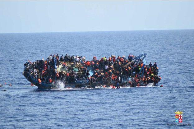 НАТО: Количество беженцев дошло до небывалых объемов