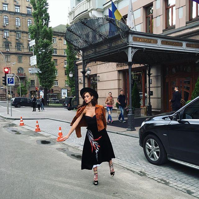 Маша Яремчук поменяла вид (ФОТО)